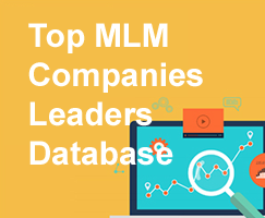 BUY NOW - MLM Diary Website All Leaders Data