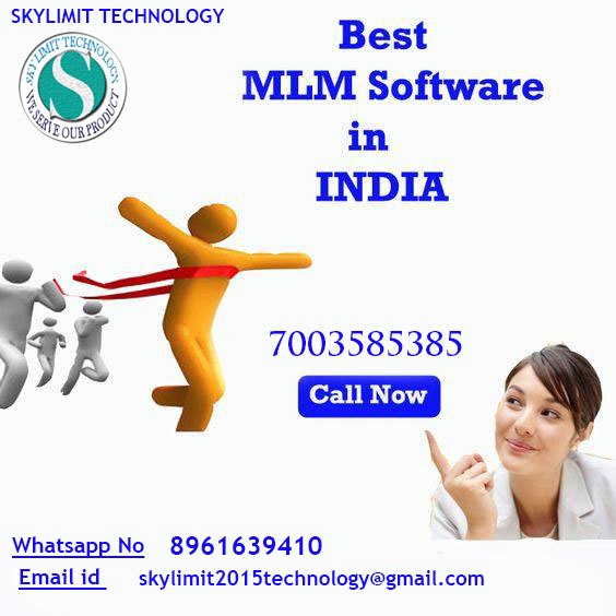 MLM SOFTWARE WITH COMPLETE WEBSITE