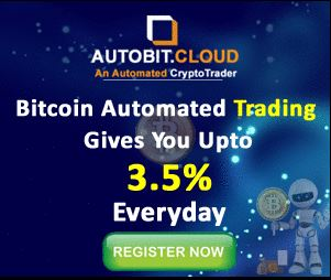 Bitcoin Automated Trading ,Earn 3.5 percent daily