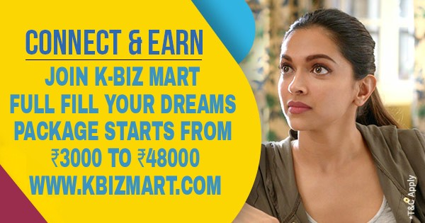 www.Kbizmart.com don't miss this opportunity Package start 3000 to 48000 call us at 9588150461