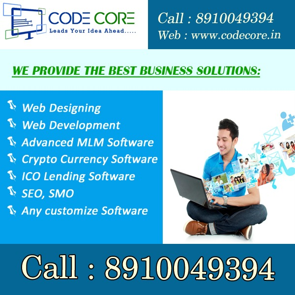 BITCOIN SOFTWARE MLM SOFTWARE ICO SOFTWARE AVAILABLE  CALL 8910049394