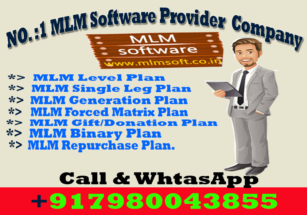 BEST MLM SOFTWARE GENUINE WORK 14000/- ON WARDS CALL & Whatsaap No: +917980043855