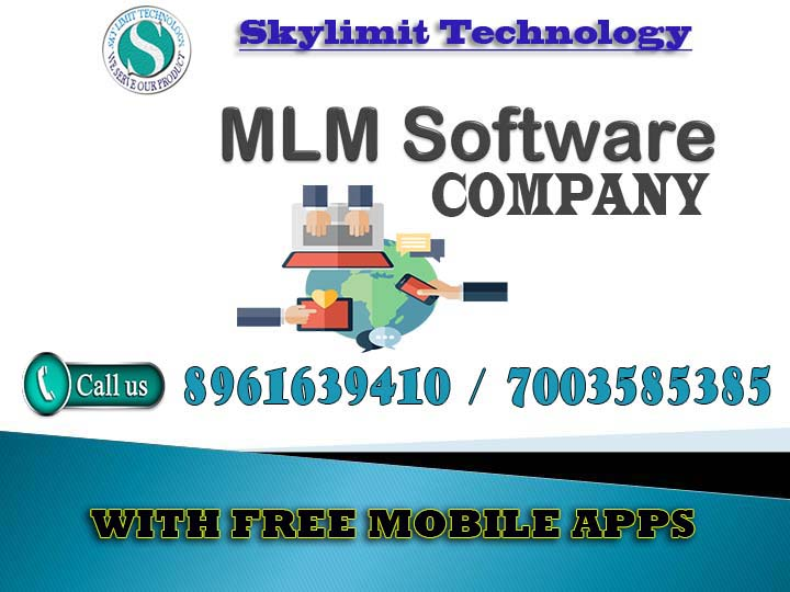 MLM SOFTWARE WITH COMPLETE WEBSITE WITH CHEAPEST PRICE..JUST CALL 7003585385