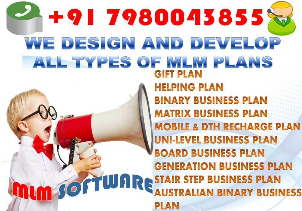 Get complete mlm software with 1000 sms free. Error free software, +91 7980043855